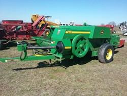 Used John Deere 348T