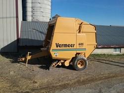 Vermeer 605K used picture