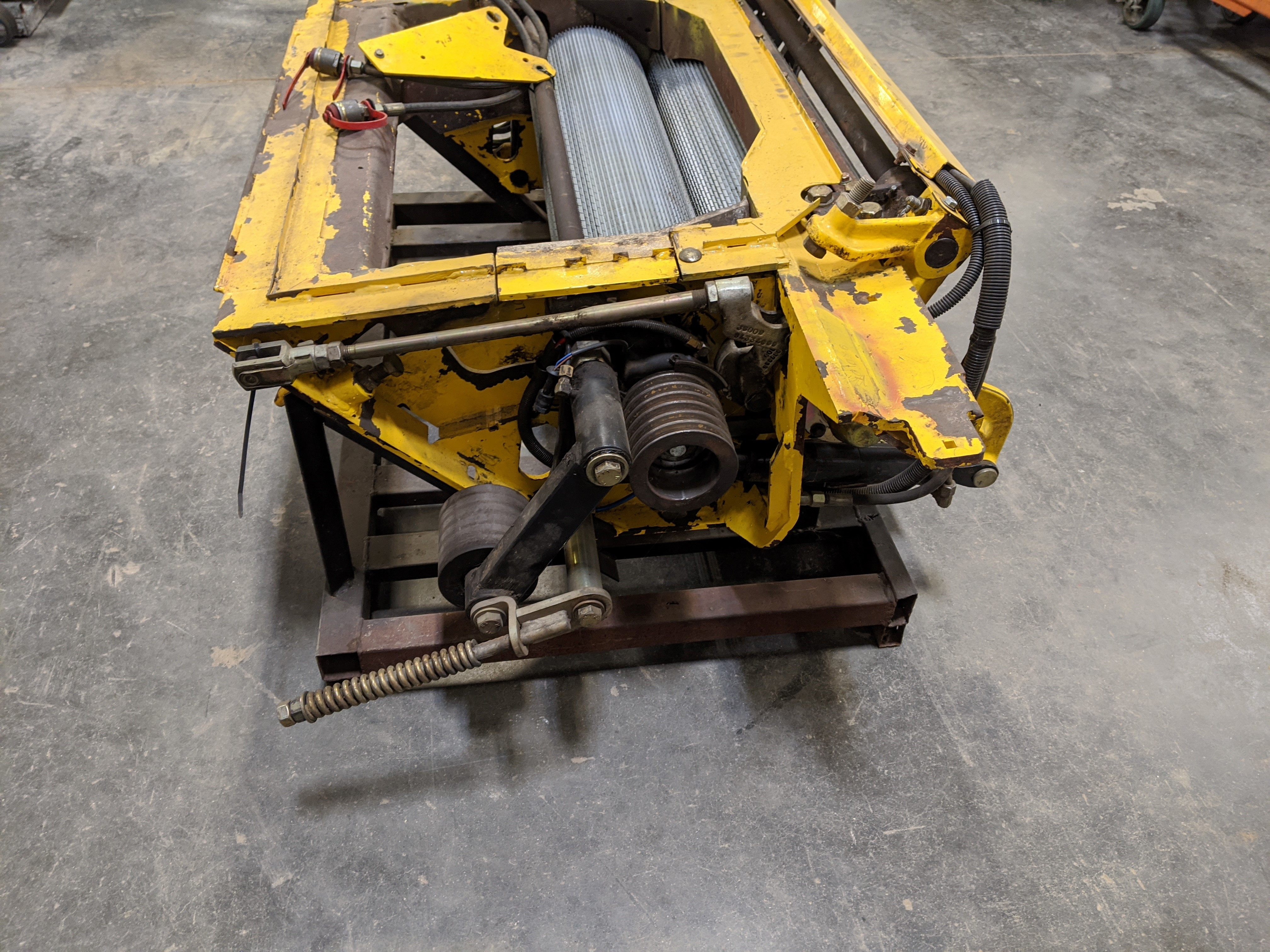 Used NEW HOLLAND FX $9,750.00