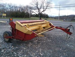 New Holland 1465 used picture