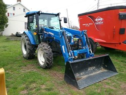 NEW HOLLAND WORKMASTER 75 T4A