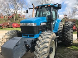 Used New Holland 8970