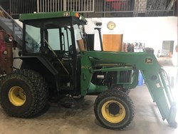 John Deere 5400 used picture