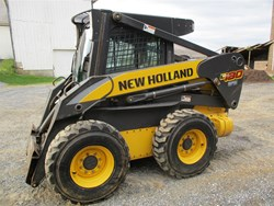 New Holland L180 used picture