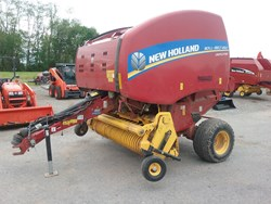 New Holland ROLL-BELT 450RC used picture