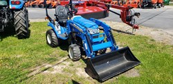 NEW HOLLAND WORKMASTER 25S