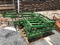 JOHN DEERE WEIGHT BOX