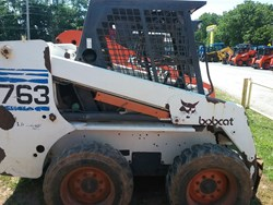 Bobcat 763 used picture
