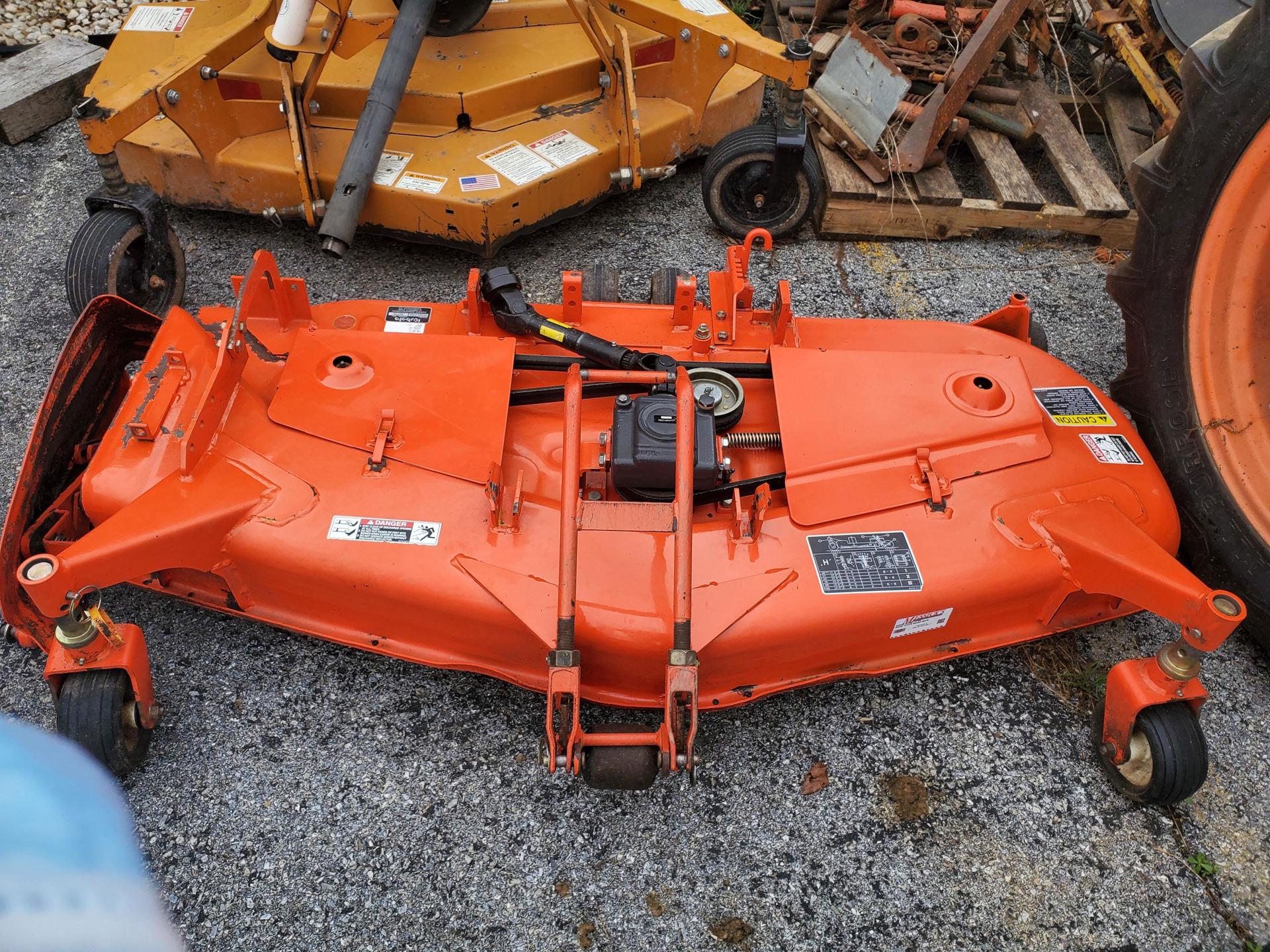 Used KUBOTA RCK60-27BA $1,495.00