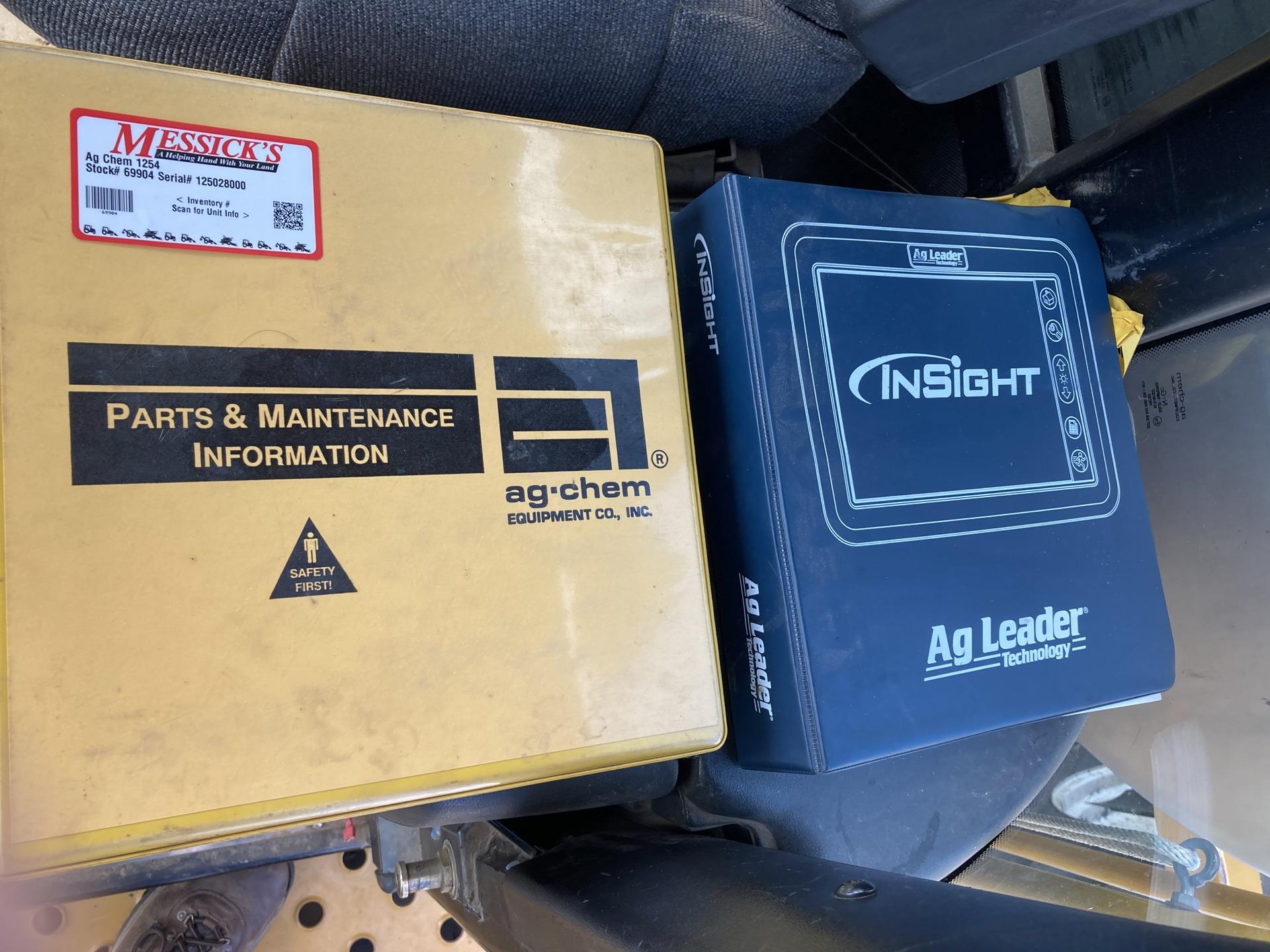 Used AG CHEM 1254 $49,800.00